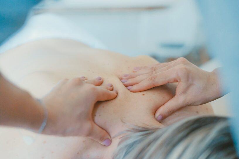 Massage nach Sport